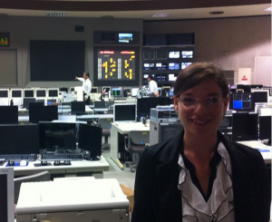 I was able to go to a conference at Japan's National Institute for Fusion Science (NIFS) and I saw the Large Helical Device (currently the largest operating stellarator in the world!). This is me in the control room for the device.