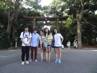 My group chose to visit Harajuku, Meiji Jingu, Miraikan Museum, and the d47 Museum