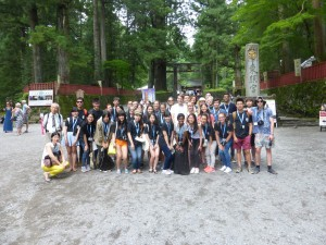Nikko Group Picture