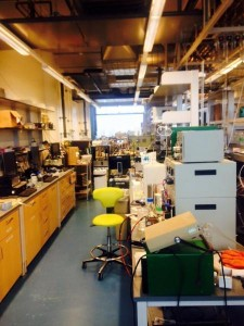 Figure 3: Lab facilities