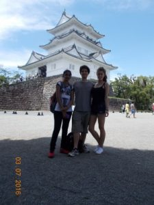 Visit to the Odawara Castle