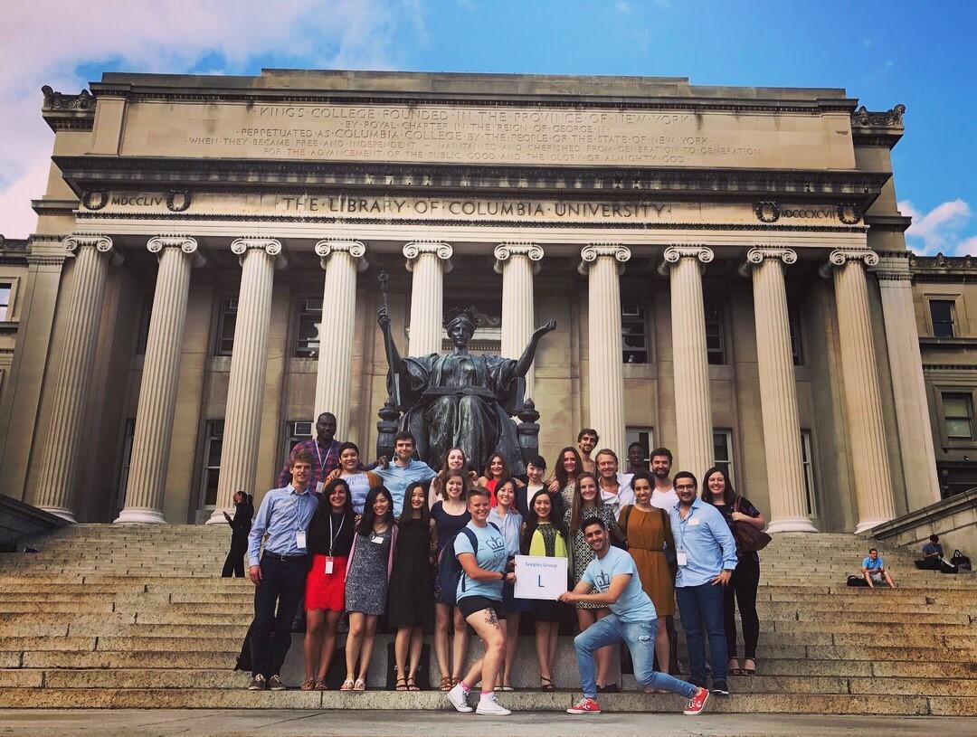 Report from Columbia University - Friends of UTokyo, Inc